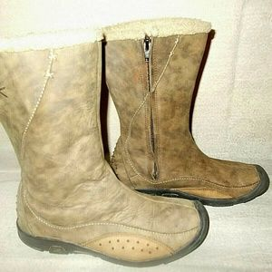 Keen Stockholm Leather Lined Mid-calf Boot Size 8